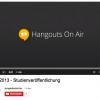 Junge Deutsche: die Studie im Hangout