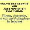 Jugendforschung: Studienteilnahme über Onlineflirten & Co