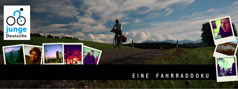 junge Deutsche - eine Fahrraddoku und Umfrage über die junge Generation in Deutschland
