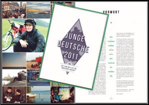 Studienveröffentlichung: junge Deutsche 2011: auf dem Weg in eine unsichere Zukunft