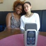 Interview Basak und Aminata