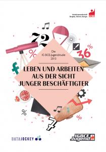 Die IG BCE-Jugendstudie 2013 - Cover - www.datajockey.eu