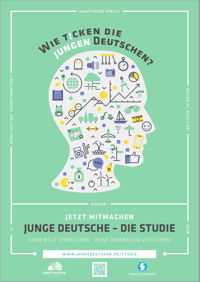 Junge Deutsche - Die Studie