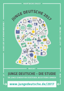 Junge Deutsche 2017 - Studiencover