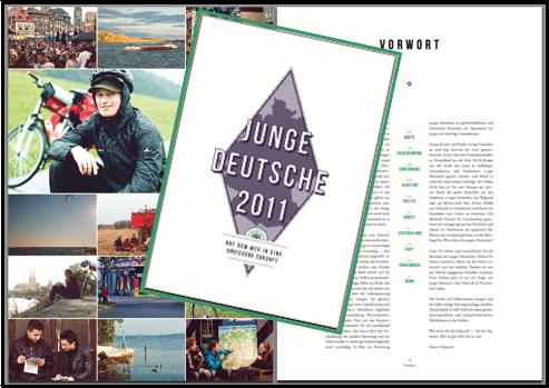 Projektstart Junge Deutsche 2017